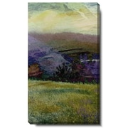 Studio Works Modern ''Sonoma Meadow III'' by Zhee Singer Graphic Art on Wrapped Canvas