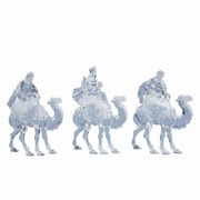 Roman, Inc. Three Piece Kings on Camel Figurine Set