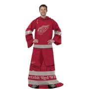 Northwest Co. NHL Detroit Red Wings Full Body Comfy Fleece Throw