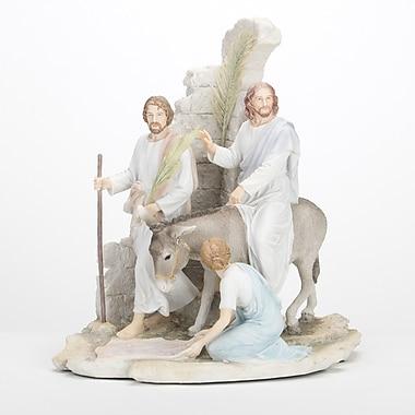 Roman, Inc. Palm Sunday Figurine