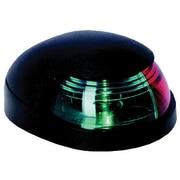 Attwood 1-Light Boat Light; Chrome