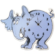 Trend Lab Dr. Seuss Cat in the Hat Horton Wall Clock