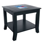 Imperial NHL End Table; New York Rangers