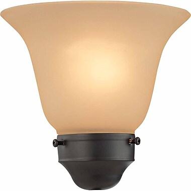 Volume Lighting 6'' Glass Bell Pendant Shade