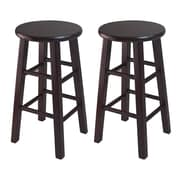 Winsome 24'' Bar Stool (Set of 2)