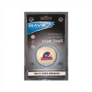 Wave 7 NCAA Cue Ball; Boise State