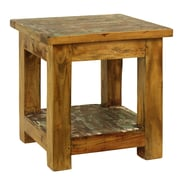 Antique Revival Rustic Valley Plant Stand