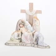 Roman, Inc. Descent from the Cross Figurine