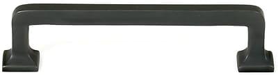 Alno Millennium 4'' Center Bar Pull; Bronze
