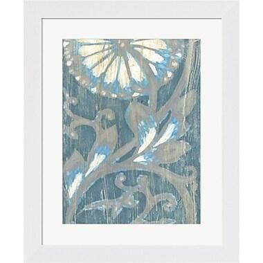 Evive Designs Bryant Park VII by Chariklia Zarris Framed Graphic Art
