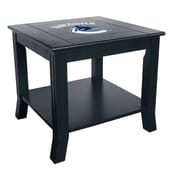 Imperial NHL End Table; Vancouver Canucks