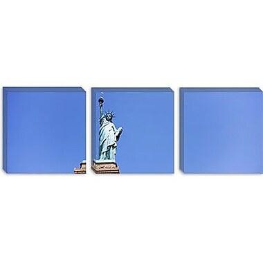 iCanvas Panoramic 'Statue of Liberty, New York City' Photographic Print on Canvas