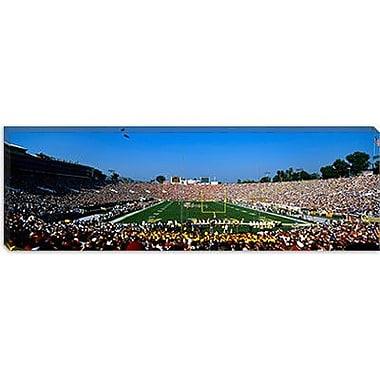 iCanvas Panoramic The Rose Bowl, Pasadena, California Photographic Print on Canvas