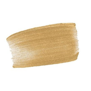Golden Artist Colors 1 Oz Fluid Acrylics Iridescent Color Paints; Gold (Fine)