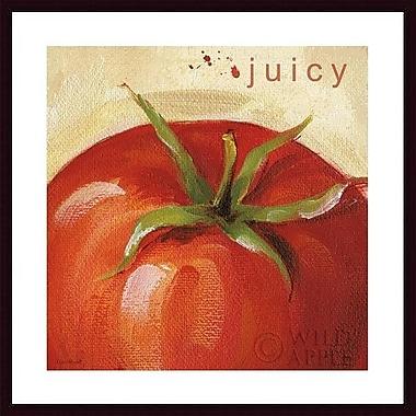 Printfinders 'Juicy' by Lisa Audit Framed Graphic Art