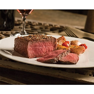 Omaha Steaks 4 Private Reserve Top Sirloins (8 Oz.)