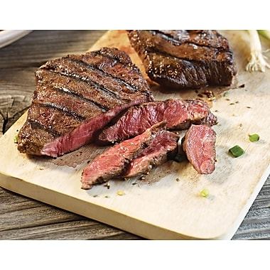 Omaha Steaks 4 Flat Iron Steaks (7 Oz.)