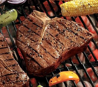 Omaha Steaks 4 Porterhouse Steaks (24 Oz.)