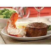 Omaha Steaks 4 Maine Lobster Tail Halves (10 Oz.)