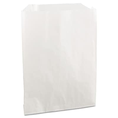 Wax Coated Paper Bagcraft Papercon Grease Resistant Sandwich Bags