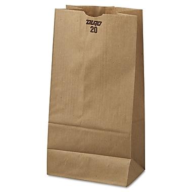 Lagasse Paper Food Bags, Brown, 500/Pack