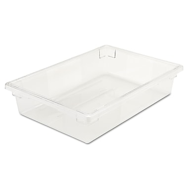 Polycarbonate Food/Tote Boxes 8-1/2-Gallon