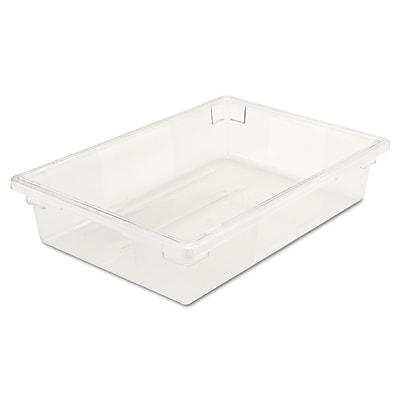 Polycarbonate Food/Tote Boxes 8-1/2-Gallon
