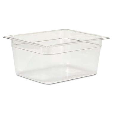 Polycarbonate Cold Food Pan Clear