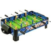 "Hathaway™ Sidekick 38"" Table Top Soccer, Blue/Green"