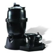 Pentair® Sta-Rite® 100 sq. ft Mod Media Filter System With 1 HP Pump For Above-Ground Pools