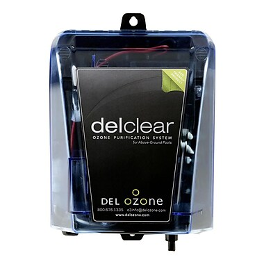 Blue Wave™ Del Clear Corona Ozonator For Above-Ground Pools