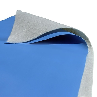 Blue Wave 12' x 24' Oval Liner Pad For Above-Ground Pools, Blue Heaven