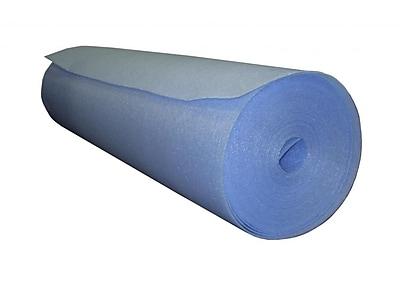 Gladon Waveless™ 85' Above-Ground Pool Wall Foam Roll, White