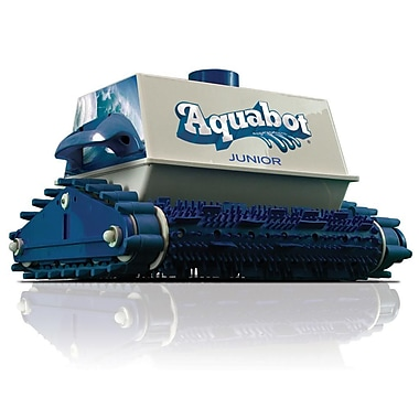 Aquabot® Junior™ In-Ground Pool Cleaner, Blue/Gray