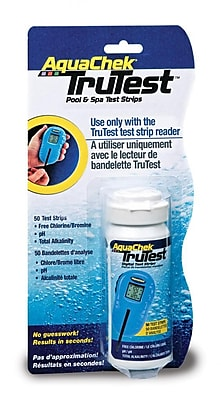 Aqua Chek® TruTest® 50-Count Refill Digital Test Strips