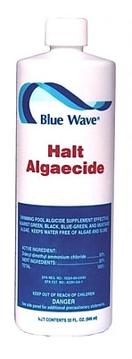 Blue Wave™ 1 qt Halt® 50 Algaecide