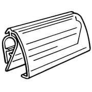"FFR Merchandising Butyrate Ticket Holder, 1.25"" x 2.88"", 26/Pack (1307502703)"