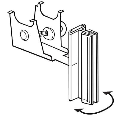 FFR Merchandising® Under Shelf Spring-Mount 3