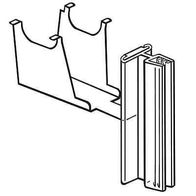 FFR Merchandising® Under Shelf Spring-Mount SuperGrip® 3