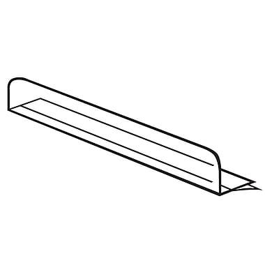 FFR Merchandising ? Séparateur mince, 1 haut. x 10 prof. (Po), 38/paquet, (4103117401)