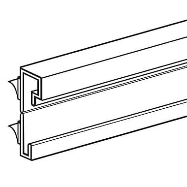 FFR Merchandising ? Porte-affiche spiralé de 24 po, blanc, 4/paquet (4302870805)