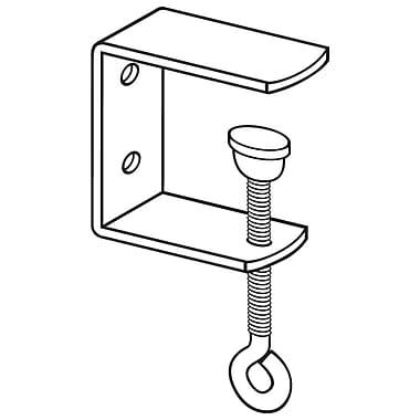 FFR Merchandising® Display Metal C-Clamp Bracket