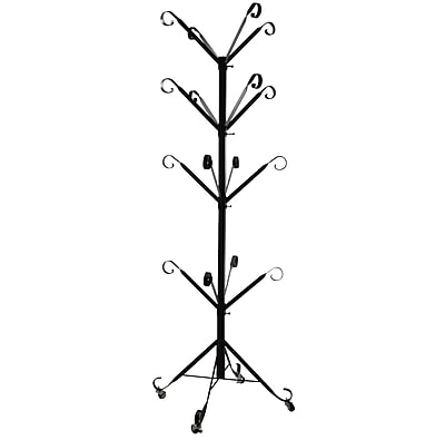 FFR Merchandising® Metal Hanging Plant Tree, 36