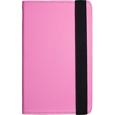 Visual Land® Folio Case For Prestige 10 Tablet, Pink