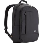 "Case Logic® Nylon Backpack For 15.6"" Laptops, Black"