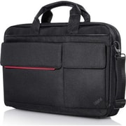 "Lenovo® 15.6"" ThinkPad Professional Topload Case, Black (4X40E77323)"
