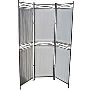 Pangaea 68'' x 58'' Large 3 Panel Room Divider