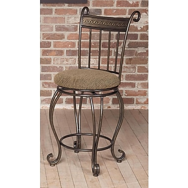 Largo Beau 24'' Swivel Bar Stool