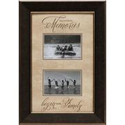 Artistic Reflections Treasured Memories Photo Frame