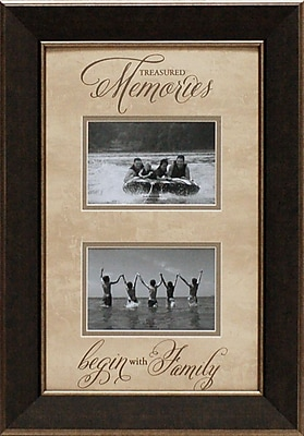 Artistic Reflections Treasured Memories Picture Frame